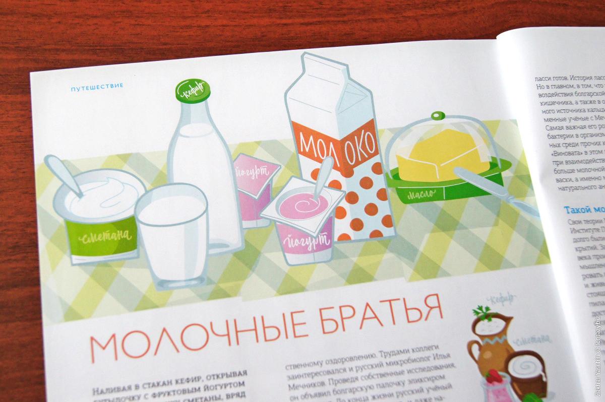 Молочные продукты дляTaste