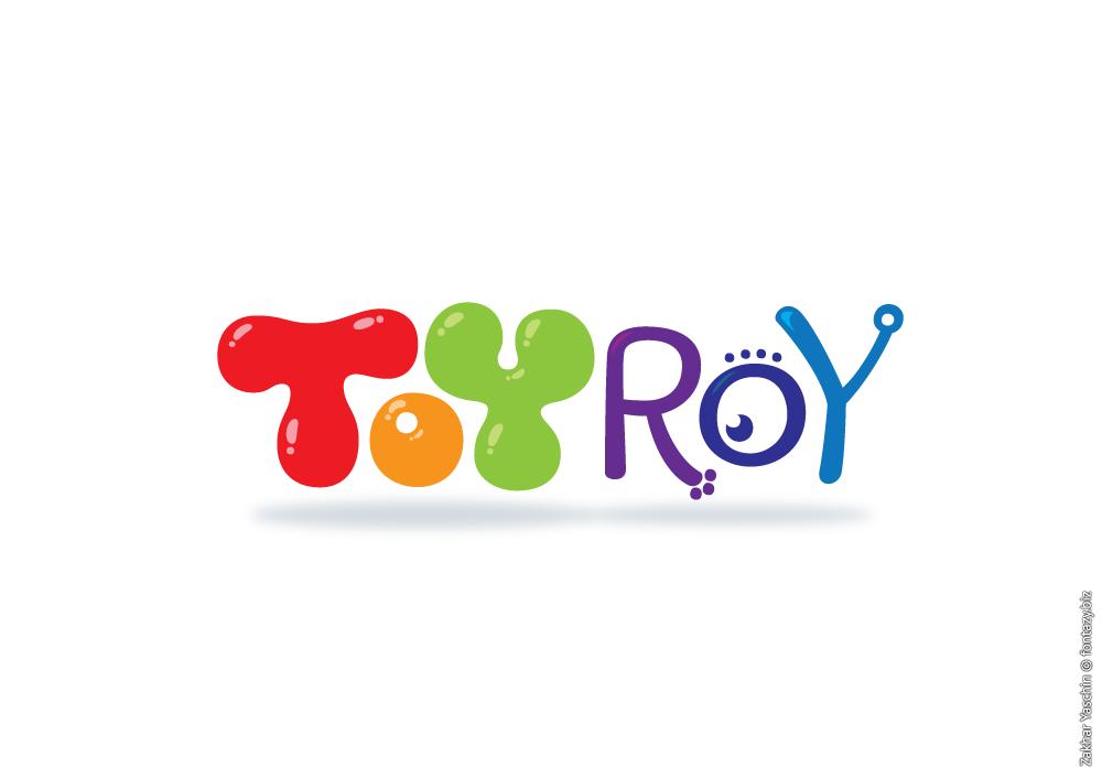 Логотип ToyRoy